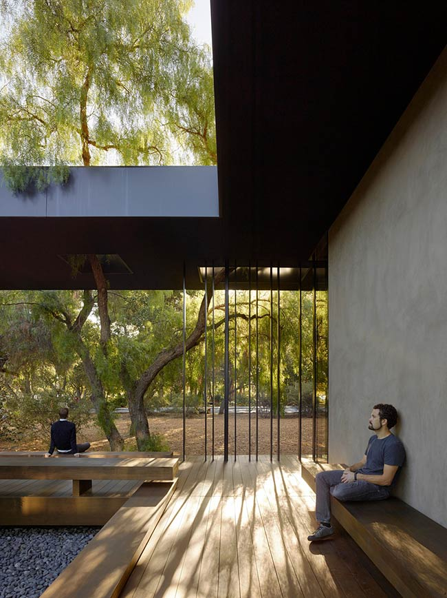 Windhover Contemplative Center / Aidlin Darling Design
