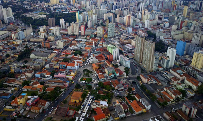 How radical ideas turned Curitiba into Brazil's 'green capital'