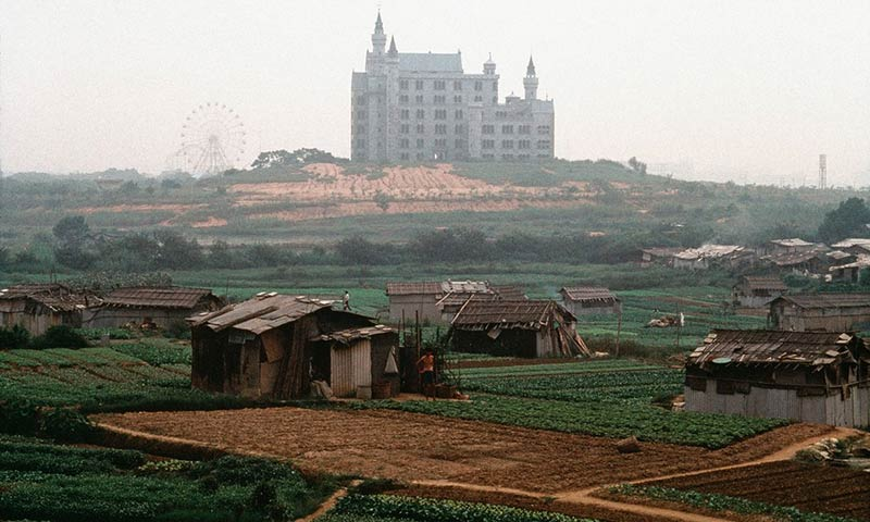 Shenzhen – from rural village to the world's largest megalopolis