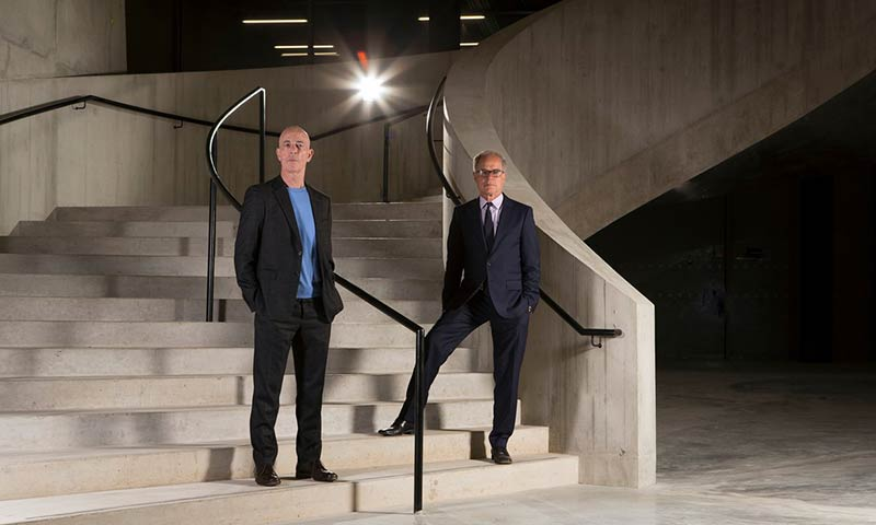 Herzog and De Meuron: Tate Modern's architects on their radical new extension