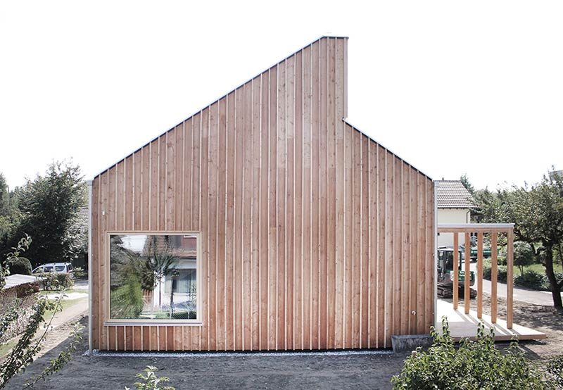 House at the Lake of Constance / Tom Munz Architekt