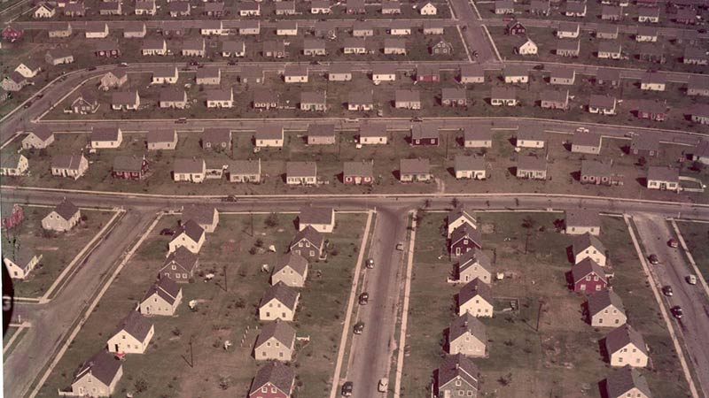 Why midcentury Americans believed the suburbs were making them sick
