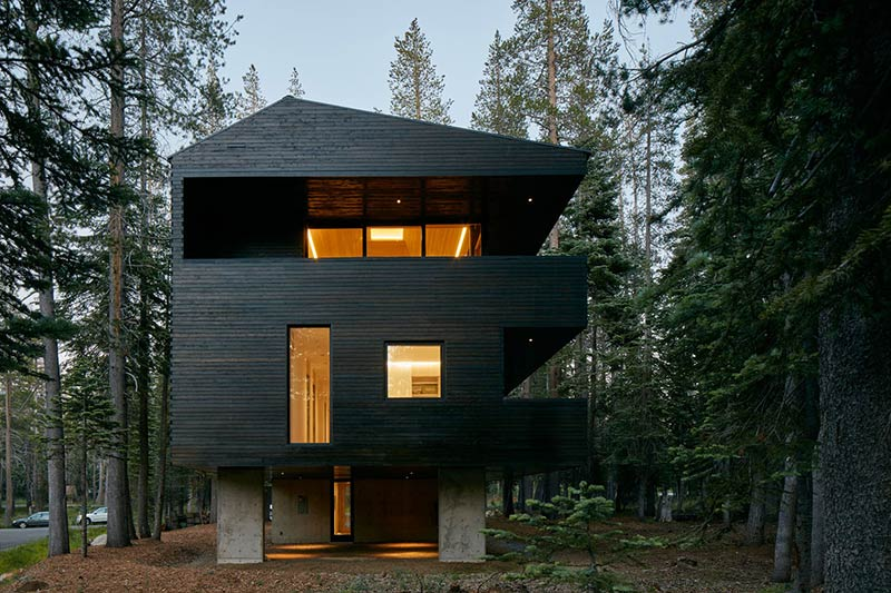 Troll Hus / Mork-Ulnes Architects