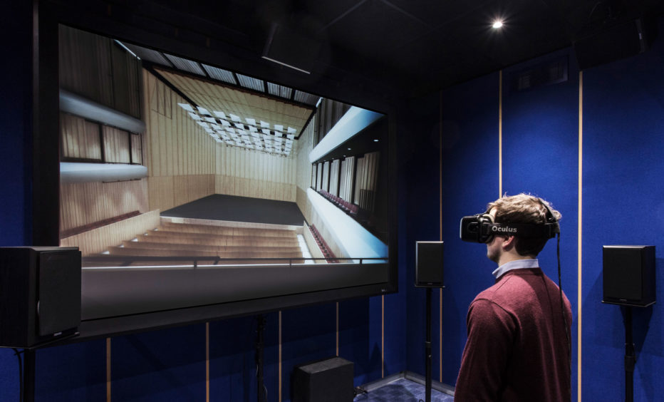 Inside ARUP Sound Lab That Uses VR to Build Immersive Spaces