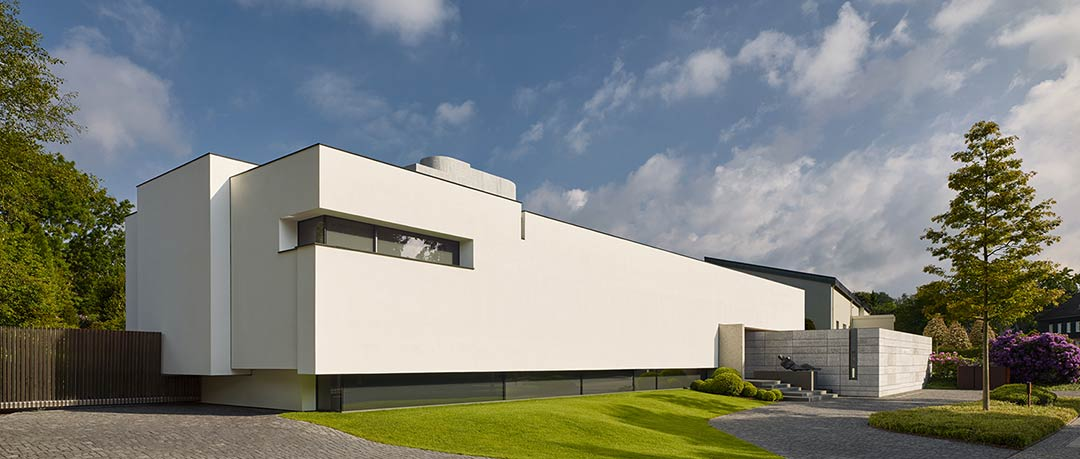 Bredeney House / Alexander Brenner Architekten