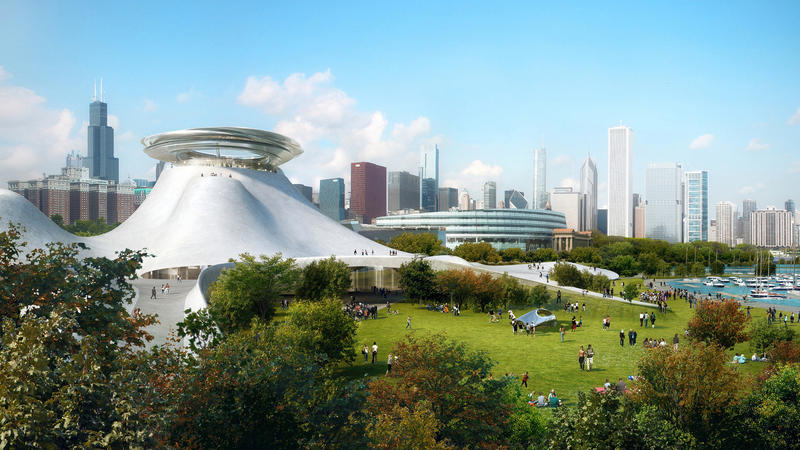 Waukegan pitches itself as alternative for Lucas Museum