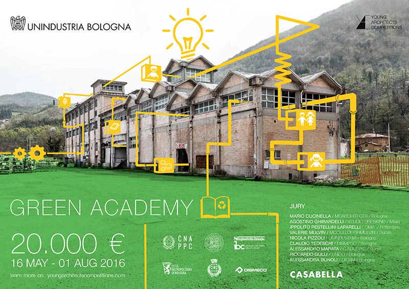 Call for Submission - Green Academy competition