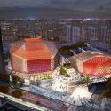 Urban Concert Hall in Chengdu, China