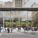 Foster's Apple Union Square revealed in San Francisco