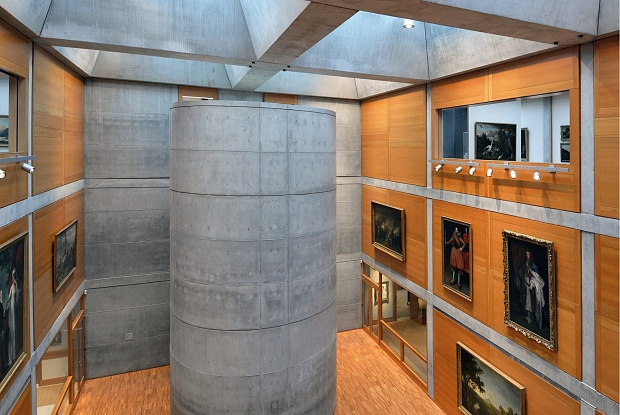Yale restores Louis Kahn's vision for his Modernist landmark