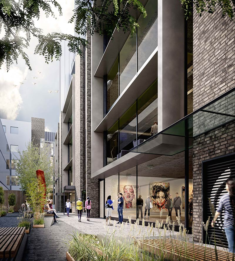 Resolution Property submits planning for mixed-use hub in London's Notting Hill