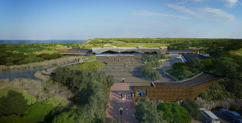 Australia's Penguin Parade Visitor Centre to be redeveloped