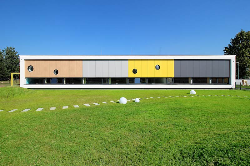 Yellow Elephant Kindergarten And Nursery Xystudio
