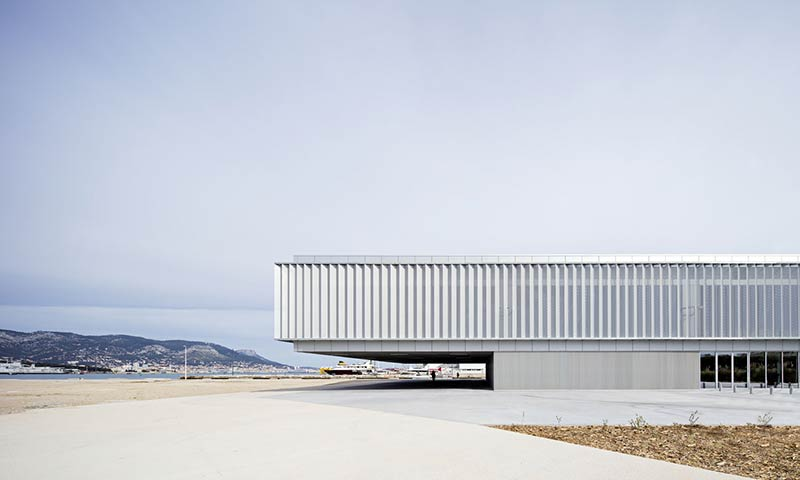 La Seyne-sur-Mer / DATA Architects