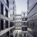 Housing in Gennevilliers / Christophe Rousselle Architects