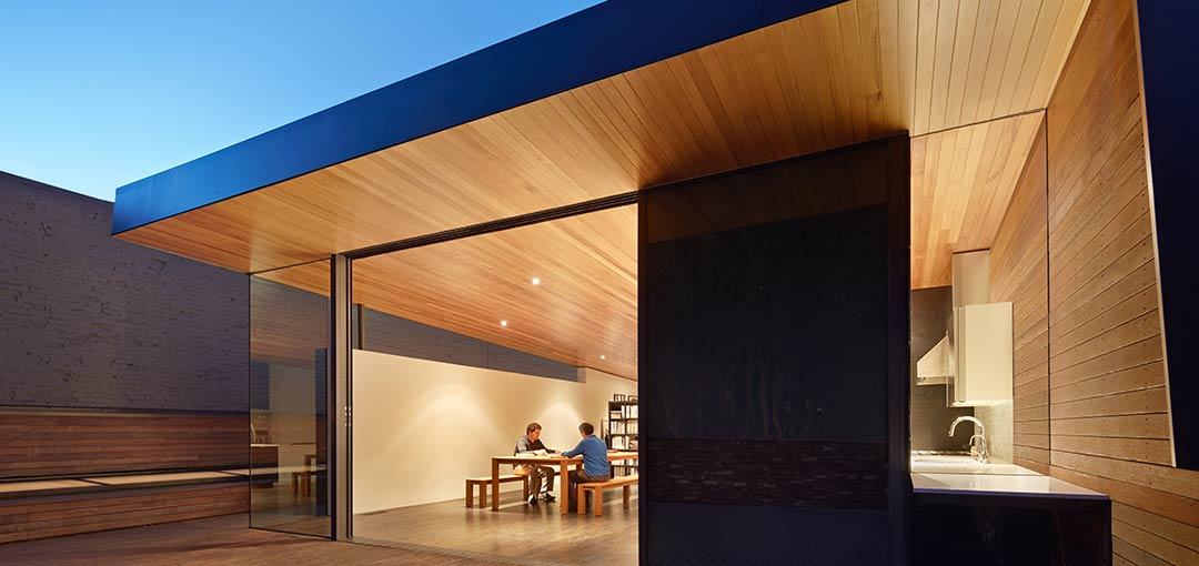 Hybrid Design / Terry.Terry Architecture