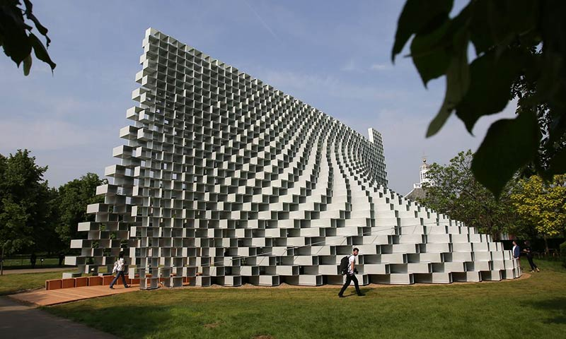 Serpentine pavilion and summer houses review – Dane's design stacks up well