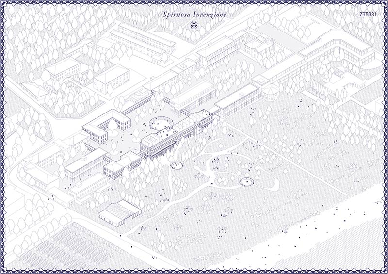 Venice re-creation centre competition - winners announced