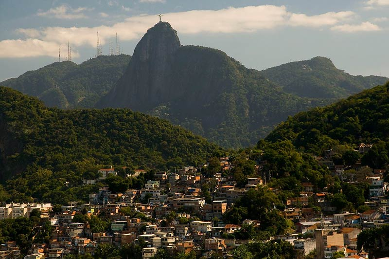 Olympic exclusion zone: the gentrification of a Rio favela
