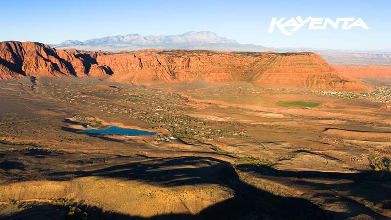 Kayenta - an incredible community in the Utah Desert