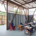 Baan Nong Bua School / Junsekino Architect and Design