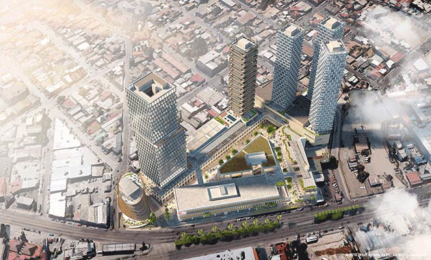 SHoP Begins Work on Bajalta Mixed-Use Development in Tijuana