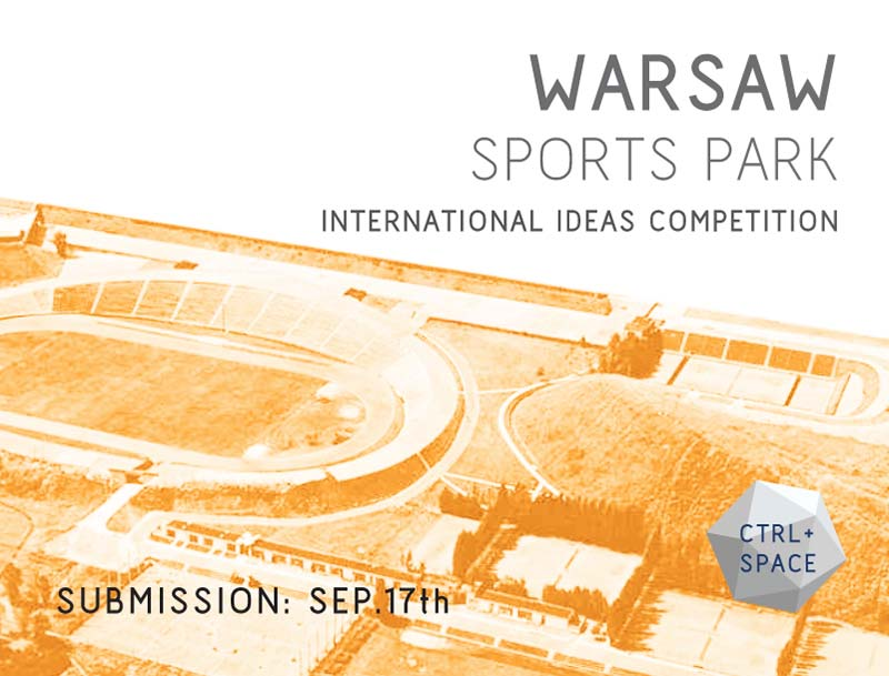 Call for Submission - Warsaw Sports Park