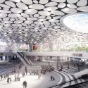 Mecanoo's design for the new kaohsiung station revealed