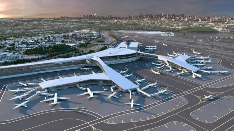 LaGuardia terminal's $4 billion revamp will finally begin this June