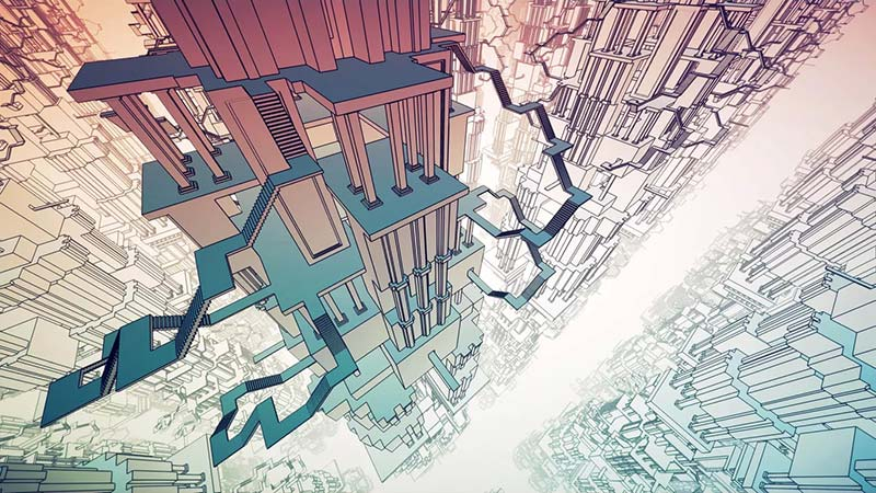Manifold Garden: Inside the Architecture-Inspired New Video Game