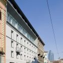 Past and present meet in a Milanese building by Westway Architects