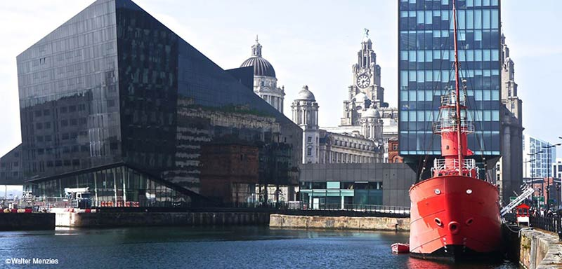 RIBA to open new national architecture centre in Liverpool this summer