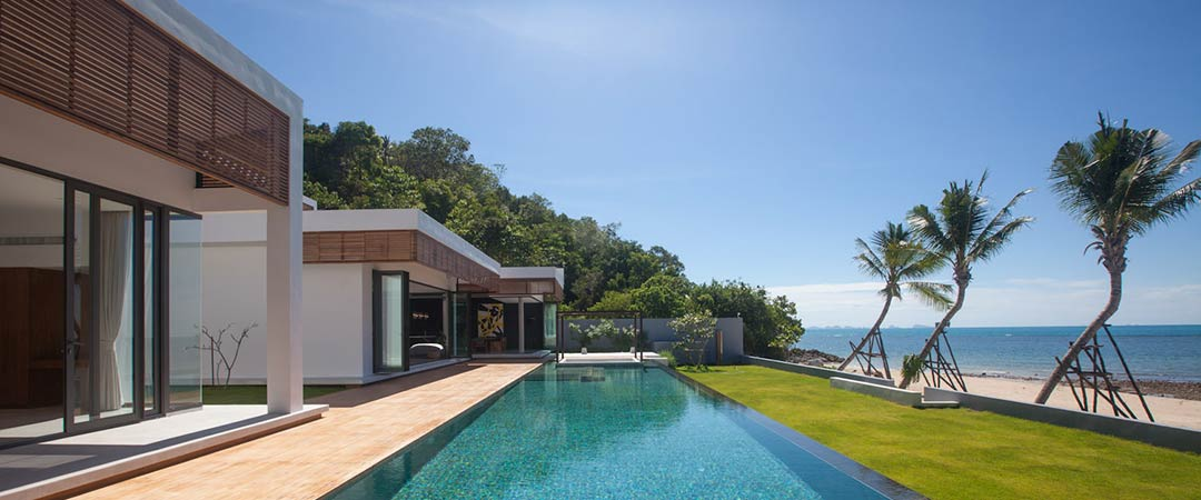 Villa Malouna / Sicart & Smith Architects