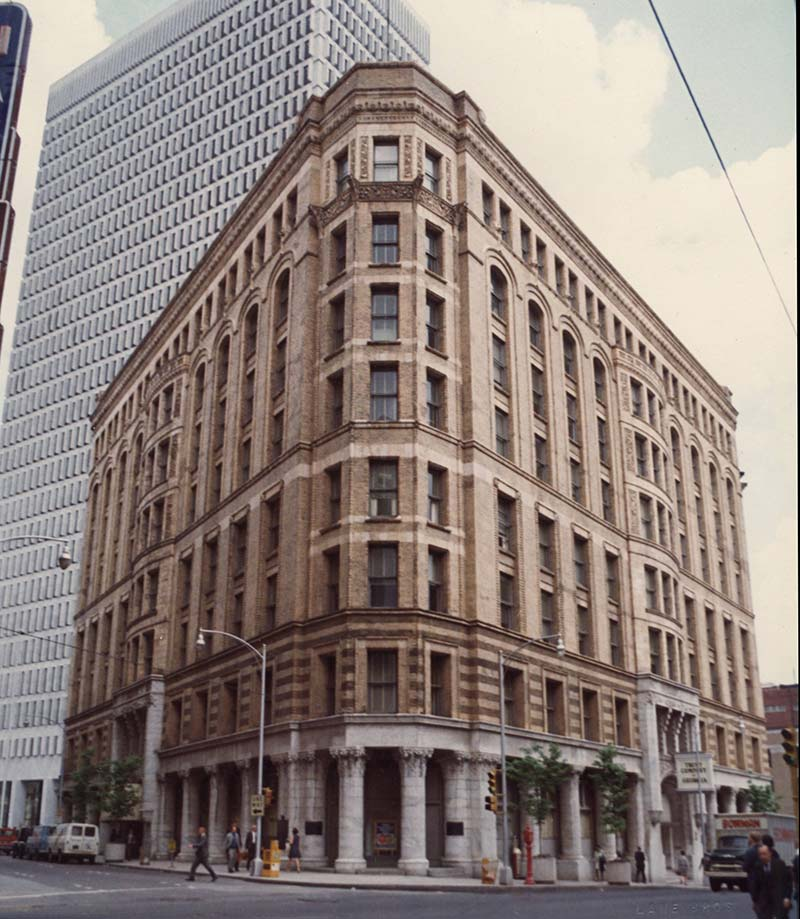 The old Equitable Building in Downtown Atlanta