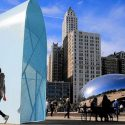 Chicago architecture biennial lakefront kiosks delayed