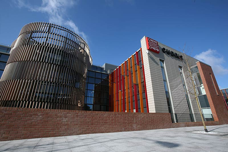 Cardiff university brain research imaging centre is now open