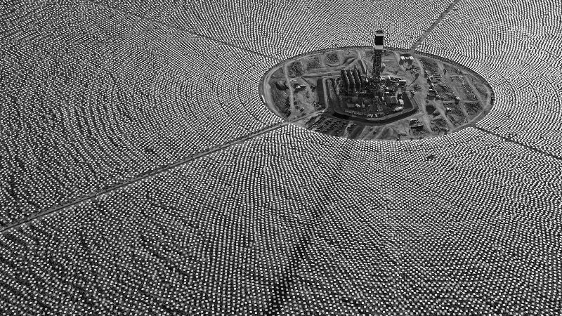 Dubai is building the World's largest concentrated solar power plant