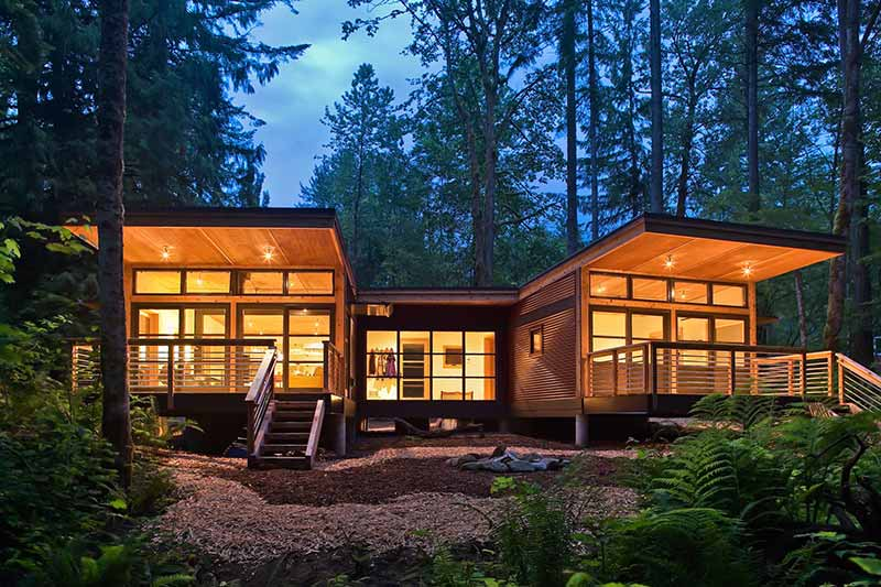 14 fantastic kit house designs architecture lab for Eco home kits