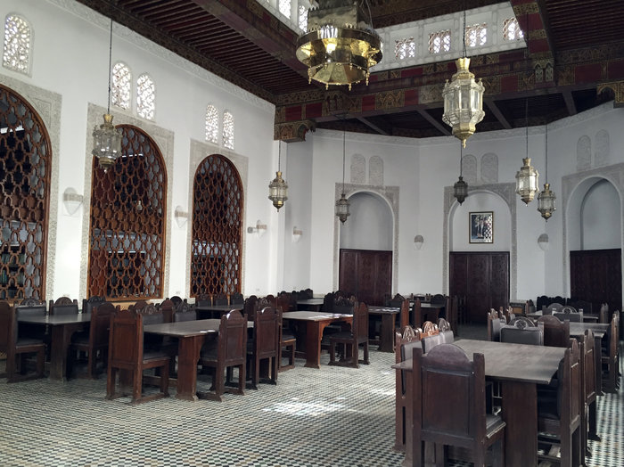 The Delicate Task Of Restoring One Of The World's Oldest Libraries