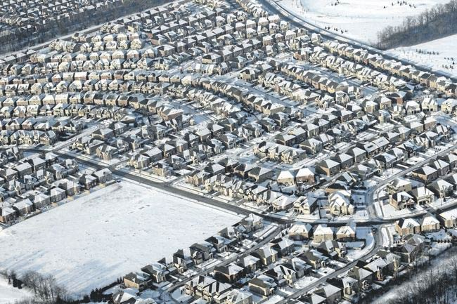 Urban sprawl: It's creeping this way to Niagara