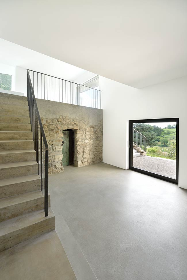 Renovation House Lendenmann / L3P Architekten