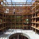 The Terra Cotta Studio / Tropical Space