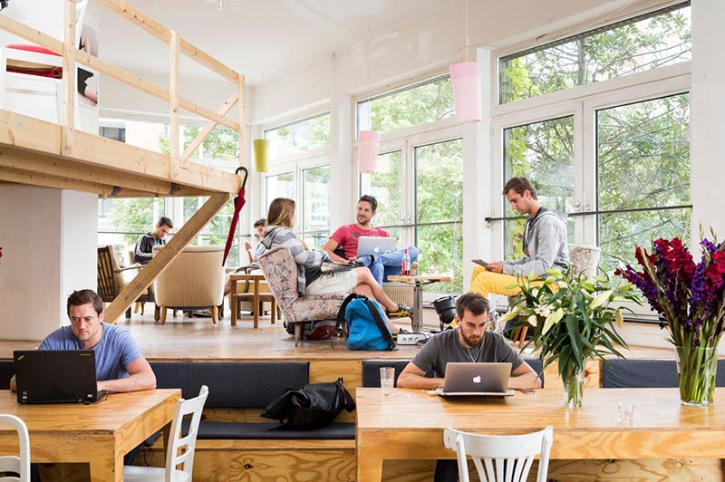 Why Co-working Space is Good for Employees and Companies