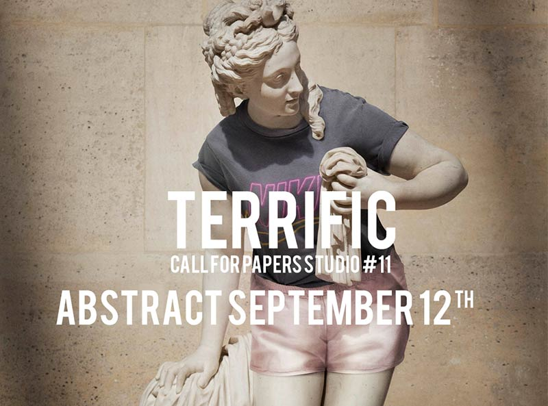 Studio Magazine - Call for Papers for Issue #11