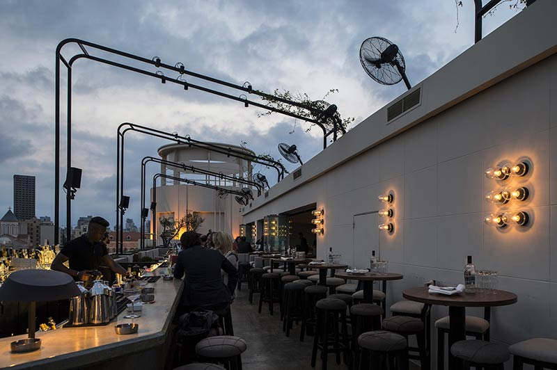 Capitole Restaurant & Lounge by Adrian Perez