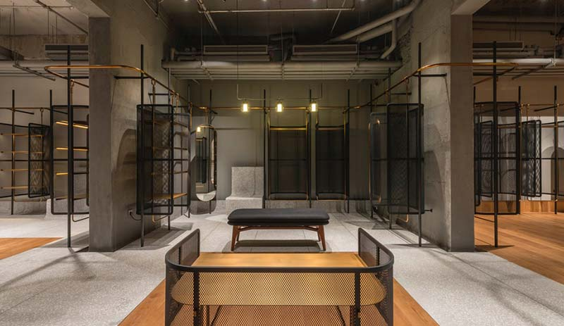 Neri&Hu Design and Research Office: Comme Moi, Shanghai, China
