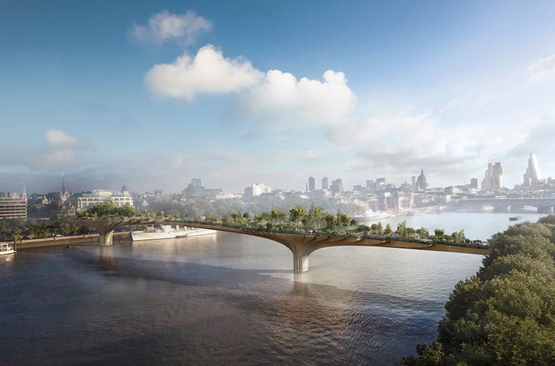 London's Garden Bridge