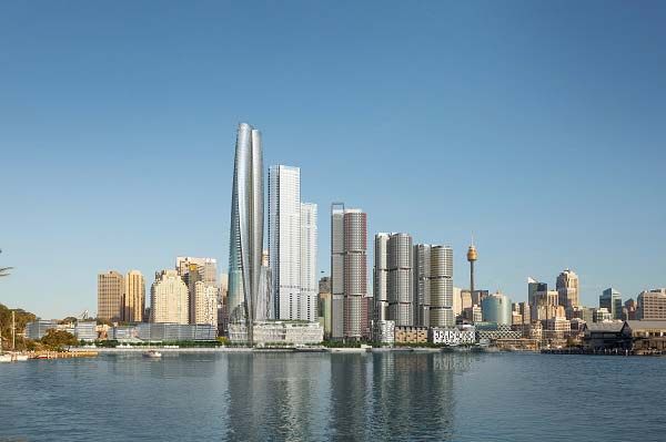 WilkinsonEyre receives planning approval for Crown Sydney