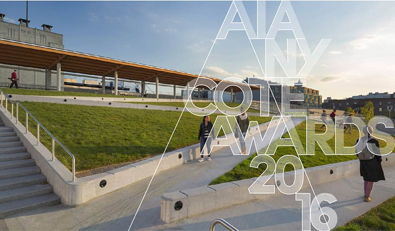 Call for Entries: AIANY COTE Awards 2016
