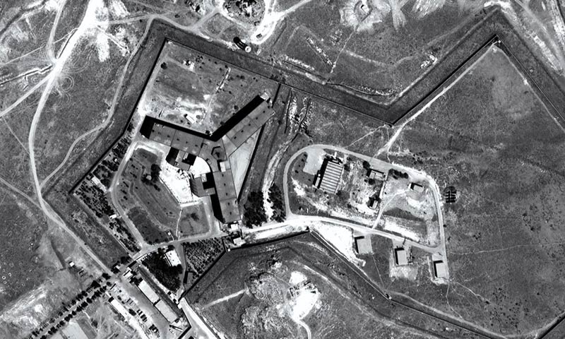 'The worst place on earth': inside Assad's brutal Saydnaya prison